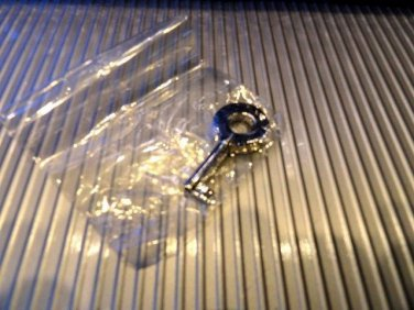 Elie Bleu Original Replacement Humidor Key in Silver Plated New
