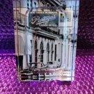 Partagas ltd edition glass large cigar ashtray new in presentation box