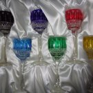 Faberge Xenia Goblet  Glasses set of 6  new in the original box