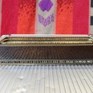 Edgar Berebi Great Expectations Brown Lacquered Pen Tray with Topaz Crystals