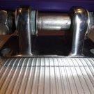 transom mount steering cylinder bracket with bolt