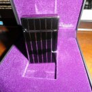 S.T.Dupont Black Lacquer & Palladium L2  Lighter