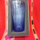 lalique nouvelle lune saphir vase