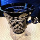 Black Crystal Ice bucket without  the original box