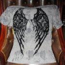 Affliction Mens Designer T-Shirt