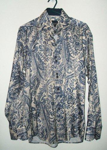 Debonair Collection Mens designer dress shirt size 3