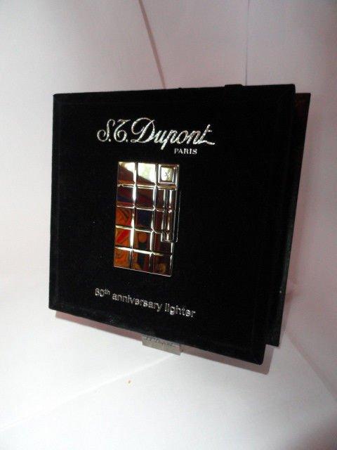 S.T. Dupont Paris 60th Anniversary Lighter ltd edition