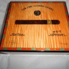 Elie Bleu Medals Orange Sycamore  Humidor 50  Count new in original box