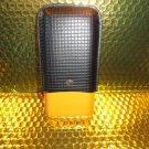 Cohiba Black & Gold Leather & wood Cigar Case holds 3 Large cigars w/o box
