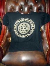 Just Cavalli Mens Designer T-Shirt pre-owned size Large