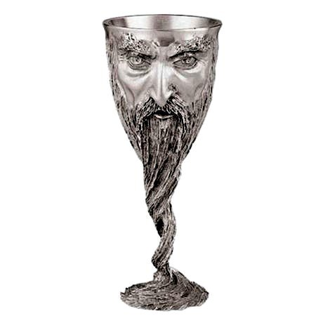 Royal Selangor Gandalf Goblet - (272508) Lord of The Rings without box