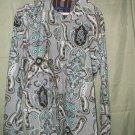 George Roth mens casual designer shirt Medium
