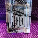 "Partagas ltd edition glass large cigar ashtray new in box 6.75"" x 5"" x no box"