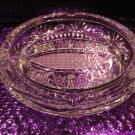 Cut Crystal Cigar Ashtray handmade in Slovakia without original box