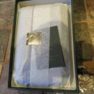 Pheasant by R.D.Gomez made in Spain Black Cigar Case new in the box
