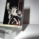 "S.T.Dupont Ltd Edition "" The Statue of Liberty"" Lighter without the original box"