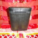 Andre Garcia  black woven stogie case