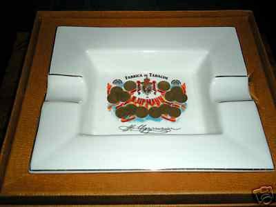 H Upmann Cigar Ashtray