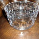 """Rosenthal  Classic Large Size  Crystal Bowl measures  8.75"""" diameter by 5.25""""  H"""