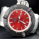 Invicta 0780 Men s Subaqua GMT Limited Edition Polyurethane Bracelet Watch