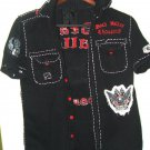 Dead Valley Choppers mens casual designer shirt size MEDIUM
