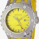 Invicta Men's 1393 Subaqua Reserve GMT Yellow Dial Watch