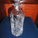 Faberge Crystal Monte Carlo  Vodka  Decanter new in the presentation box