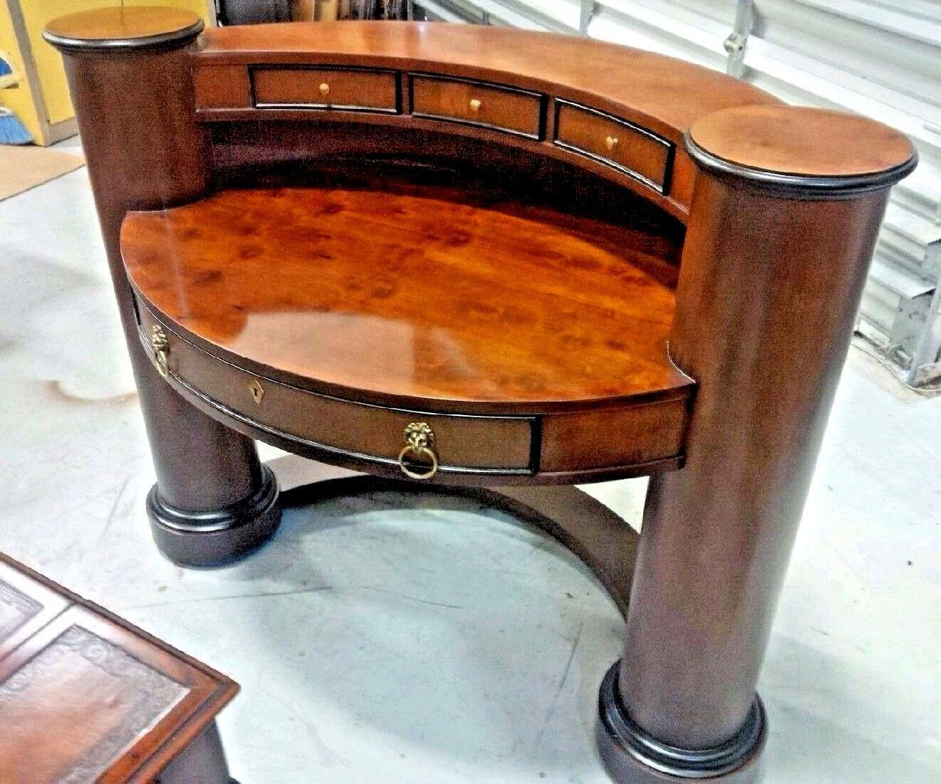 Biedermeier Desk By Century Furniture  Designed By Ray. End Tables And Coffee Table Set. Plank Coffee Table. Dinner Table Centerpiece. Small Bathroom Vanity With Drawers. Csx Help Desk. Bosch Drawer Dishwasher. Ca Service Desk Manager. Bench Table Set