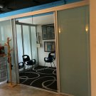 Sliding doors for offices