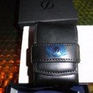 S.T. Dupont Lighter Case - Small Elysse Black - 180023