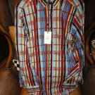 Robert Graham Designer Causal Multicolored Shirt