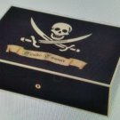 Elie Bleu Pirate  110 CT  Black Humidor