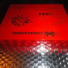 Fuente Opus  2013 6 Ltd Red Lacquer traveler in the original box only 375 made