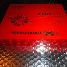Fuente Opus Ltd Red Lacquer traveler
