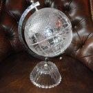 Mario Cioni Lead Crystal Globe