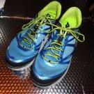 Hoka One One Blue Odyssey Running Shoes - Size 12.5
