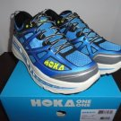 Hoka One One Mens Stinson 3 ATR Shoes 1008326  Blue /  Citrus  12.5