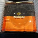 cohiba  crystal ashtray