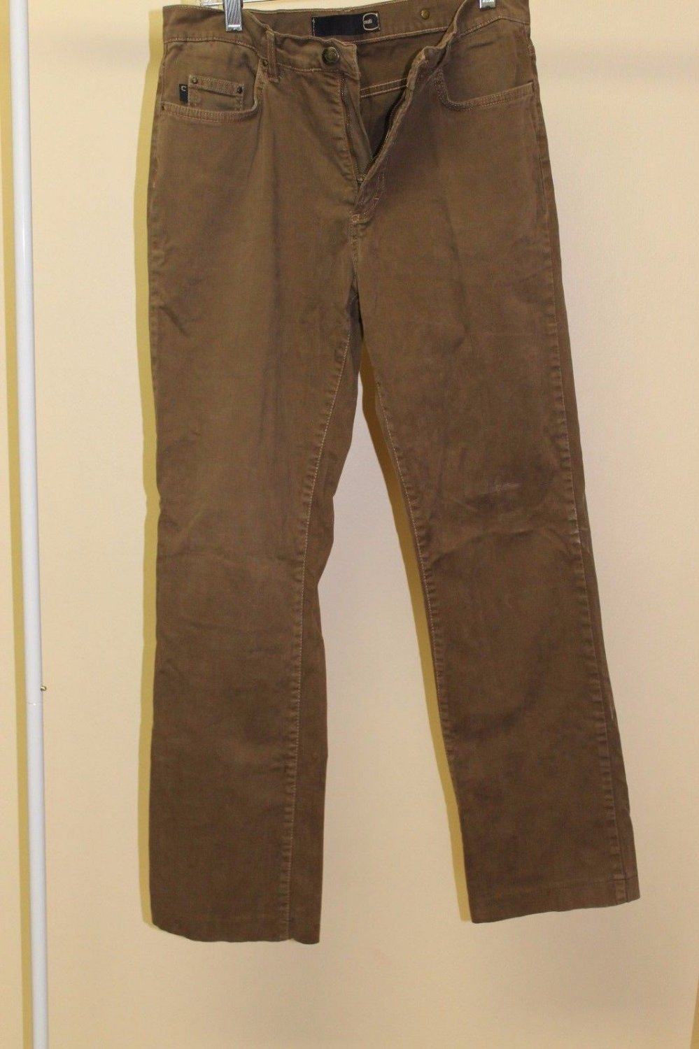 "Just Cavalli Brown Jeans 33"" waist"