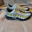 nikeid air max size 13 med , white, Canvas, Medium , Running and Cross Training