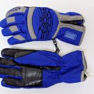 Spyder  Blue Ski  Gloves Large size