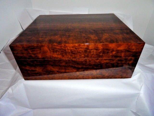 Elie Bleu Imbuya Wood  Humidor 75 ct