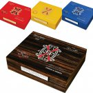 Fuente Opus X 20th Anniversary Yellow Travel Humidor