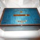 Elie Bleu Medals 120 ct  Blue  Sycamore Humidor