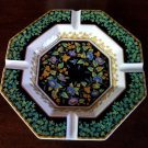 Rosenthal Versace Gold Ivy Ash Tray--Larger Size
