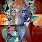 Mark Hopkins Night of the Hunter Bronze Sculpture