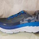 HOKA ONE ONE Bondi 5 Men's Athletic Shoes  Grey / Blue 13 D Size
