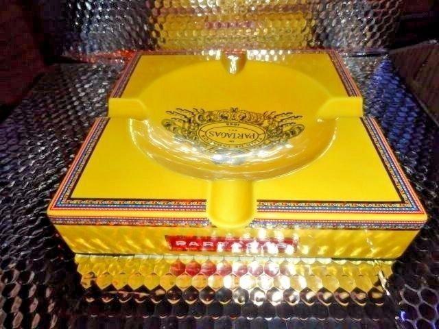 Partagas Ceramic  ashtray without the original box