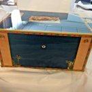 Elie Bleu  Alba Blue Sycamore Humidor 300 Count