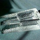 heavy duty glass  ashtray